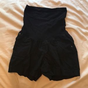 Matherhood maternity shorts